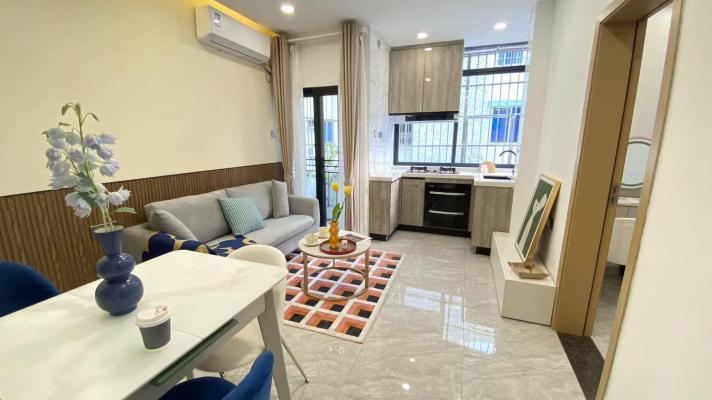 越秀区建设路精装2室1厅2卫二手房出售